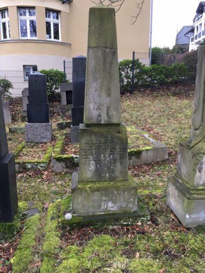 Jüdischer Friedhof Menden
