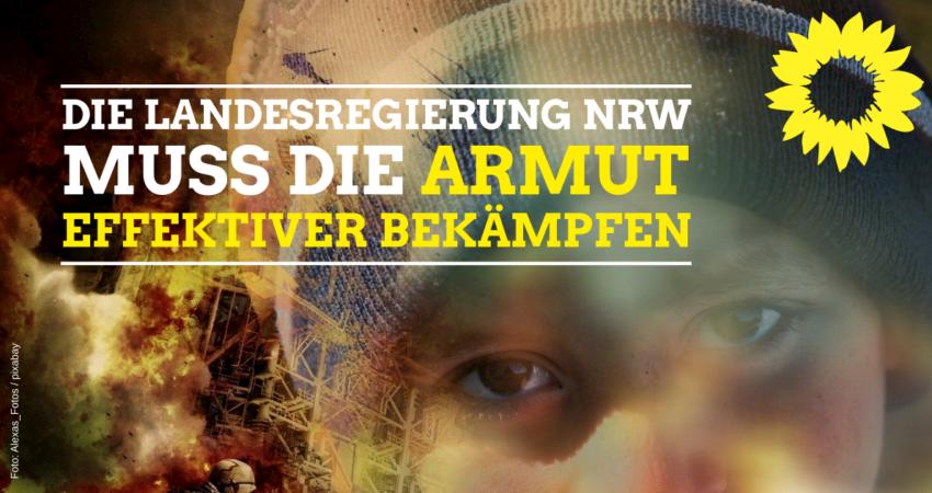 NRW Armut effektiv bekämpfen