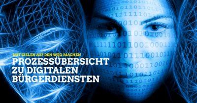 Prozessübersicht digitale Bürgerdienste
